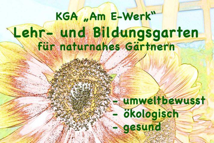 Lehrgarten LOGO